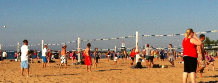 North Avenue Beach Volleyball is one of Chicago, IL.