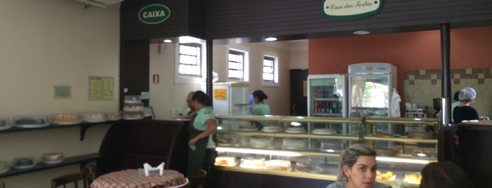 Casa das Tortas is one of สถานที่ที่ Gunther ถูกใจ.