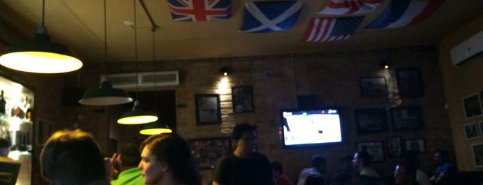 Lucky Irish Pub is one of สถานที่ที่ Gunther ถูกใจ.
