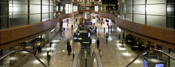 İstanbul Sabiha Gökçen Uluslararası Havalimanı (SAW) is one of Gezenti :).