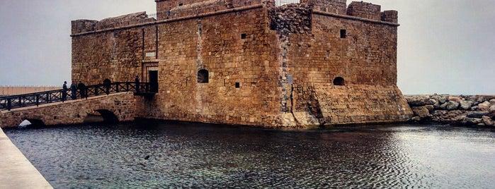 Paphos Medieval Castle is one of Lugares favoritos de Juanxito.