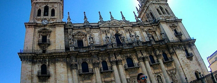Catedral de la Asuncion de Jaén is one of Lieux qui ont plu à Juanxito.