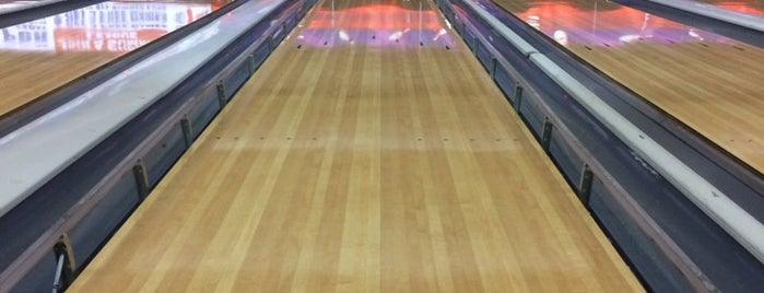AMF Belleview Lanes is one of Colorado/Boston.