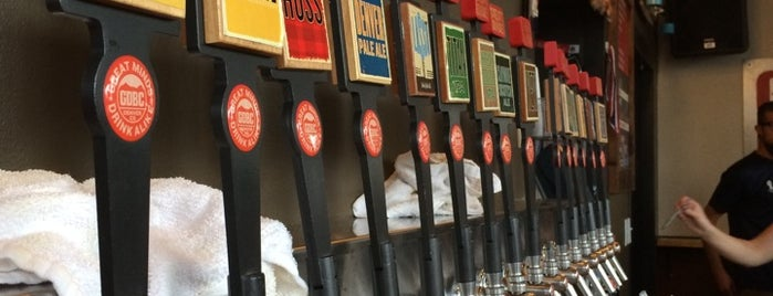 Great Divide Brewing Co. is one of Denver Places.