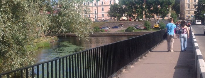 Крепостной мост is one of Выборг (Vyborg).