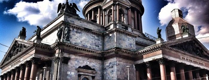Исаакиевская площадь is one of Питер.