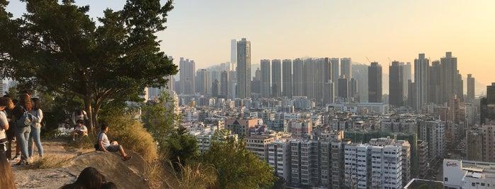 Garden Hill is one of Hong Kong.