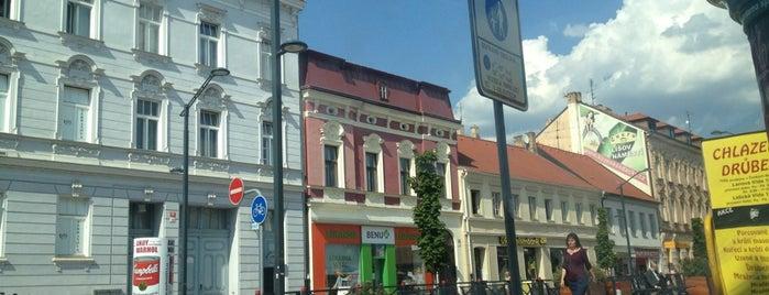 BENU lékárna is one of BENU lékárny.