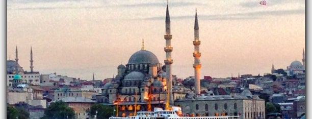 Yeni Cami is one of Turkey.