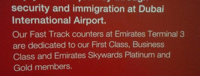 EK122 / Emirates is one of Hava Alanlari.