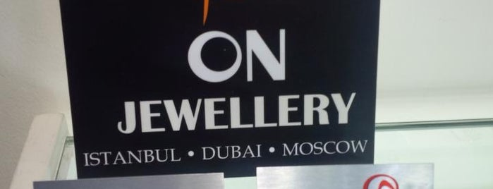 On Jewellery & Mounting ( Made in Turkey ) is one of Kuyumcular.