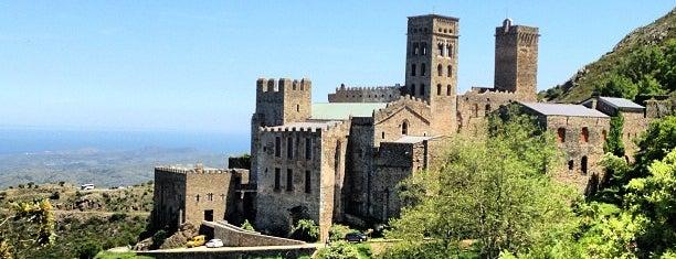 Monestir de Sant Pere de Rodes is one of Babbo : понравившиеся места.