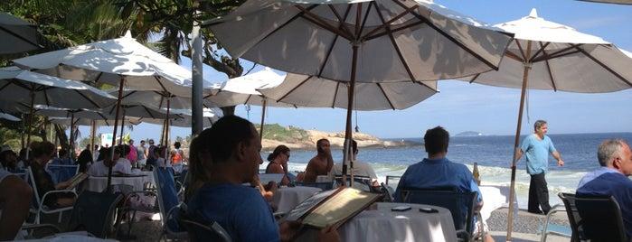 Azul Marinho is one of RJ para comer.