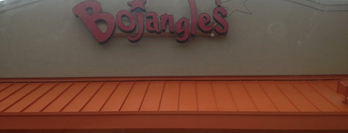 Bojangles' Famous Chicken 'n Biscuits is one of Favorite.
