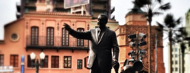 Walt Disney Studios® Park is one of Orte, die Ibrahim gefallen.