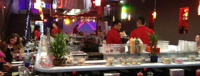 Fujiyama Sushi is one of places I want to go.