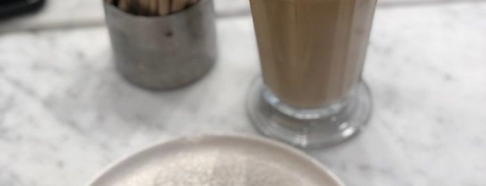 Viyana Kahvesi is one of bakılacak.