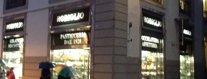 Robiglio is one of Firenze.