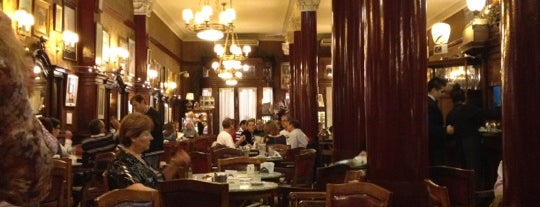 Gran Café Tortoni is one of Buenos Aires - WT.