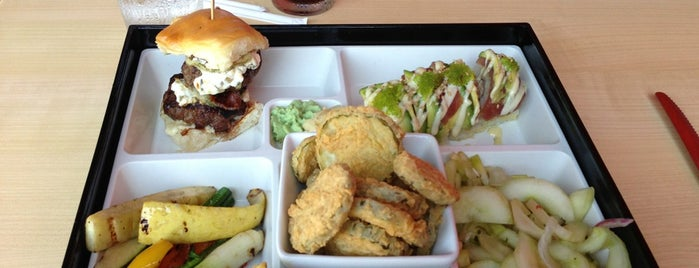 The Cowfish Sushi Burger Bar is one of Raleigh's Best Asian - 2013.
