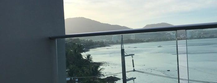 Kalim Rim Lay is one of Phuket.