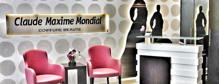 Claude Maxime Mondial Salon is one of The perfect SPA's.