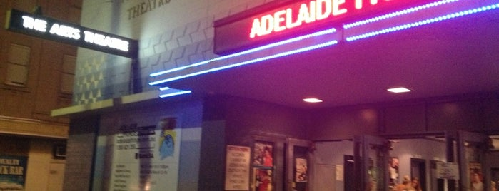 The Arts Theatre is one of South Australia (SA).