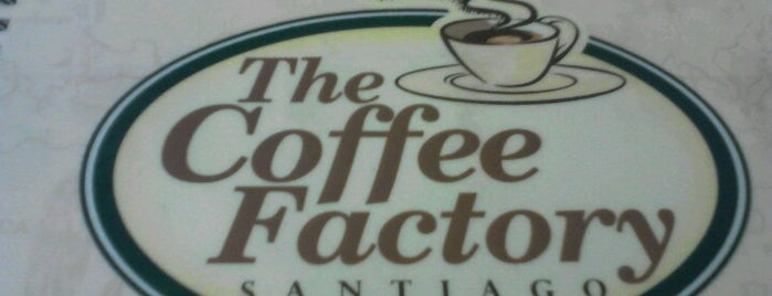 The Coffee Factory is one of Lieux qui ont plu à rafa.