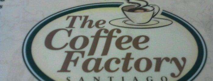 The Coffee Factory is one of Maritza: сохраненные места.