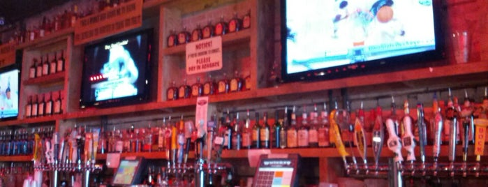 Whiskey Jacks Saloon is one of Wisconsin.