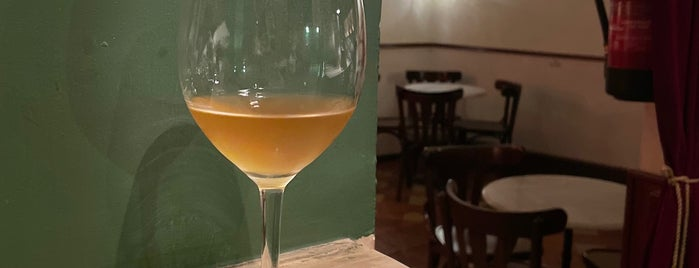 De Vinos is one of Night in madrid.
