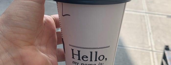 Birch Coffee is one of Lugares favoritos de Guha.