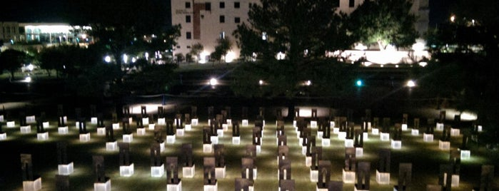 Oklahoma City National Memorial & Museum is one of OKLAHOMA CITY.