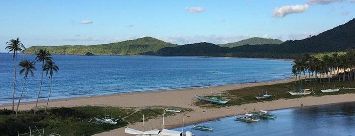 Nacpan Beach is one of Filipinler-Manila ve Palawan Gezilecek Yerler.
