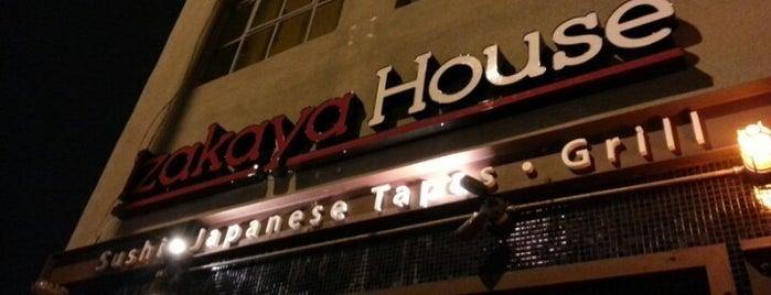 Izakaya House is one of San Francisco.