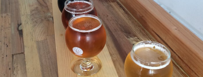 Outer Planet Craft Brewing is one of Seattle Brewpubs, Taprooms and Breweries.