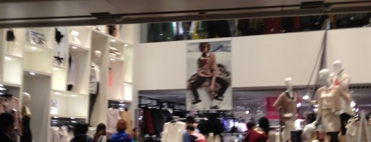 H&M is one of Hong Kong.