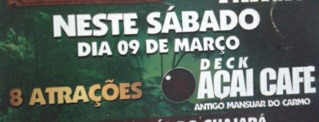 Açaí Café is one of Douglas'ın Beğendiği Mekanlar.