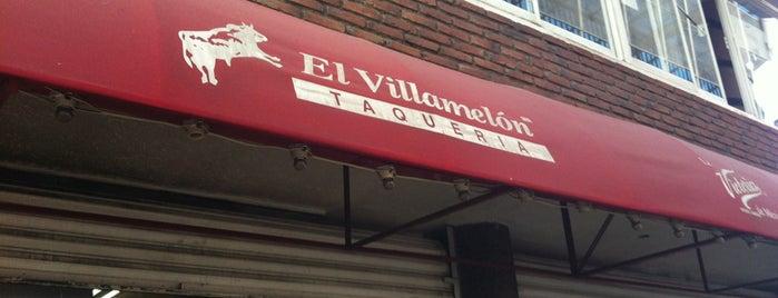 El Villamelón is one of Ciudad de México.