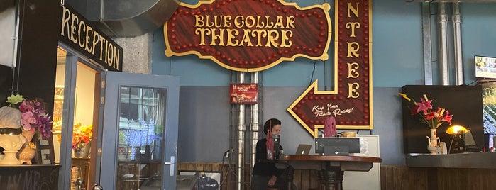 Blue Collar Hotel is one of Lugares favoritos de Martien.