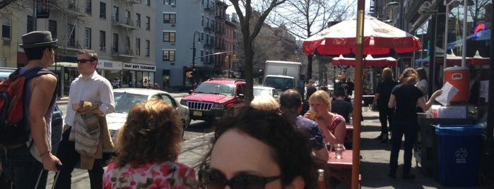 White Horse Tavern is one of Eat/drink outside & downtown(ish).
