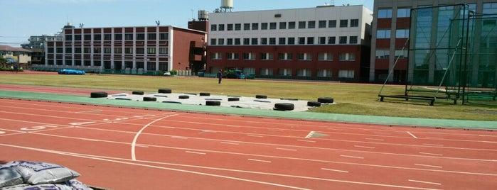 日本女子体育大学 二階堂トクヨ記念体育館 is one of いだてん ゆかりのスポット.