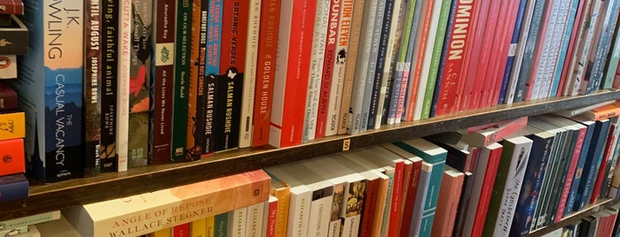 The Paperback Bookstore is one of Bookstores - International.