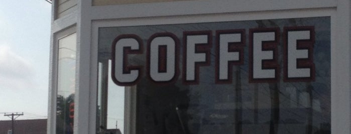 Loveland Coffee Drive-Thru Kiosk is one of South Carolina.