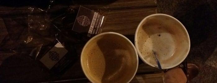 Que Llueva Café is one of Lugares favoritos de Yesica.