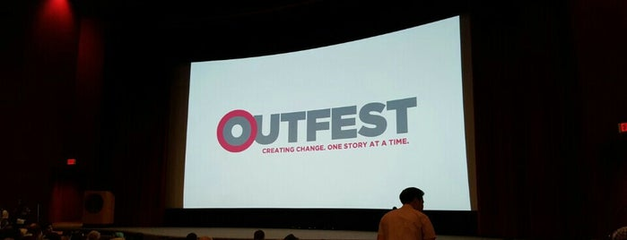Outfest at the DGA is one of Alejandro : понравившиеся места.