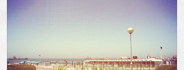 Ocean Club is one of Carlos : понравившиеся места.