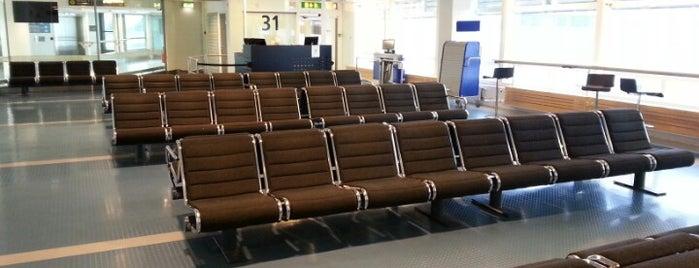 Terminal 4 is one of Ifigenia: сохраненные места.