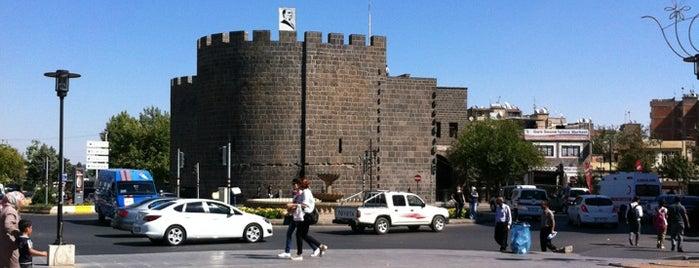 Dağkapı Meydanı is one of visited tr.