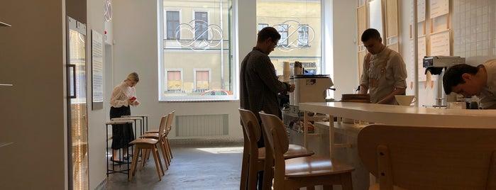ABC Coffee Roasters is one of Orte, die Dmitry gefallen.